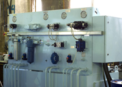 Гидростанция станка ST-400
