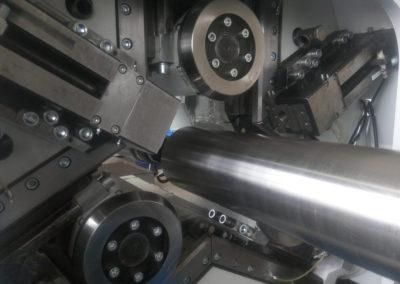 Ролики и оправка стана ротационной вытяжки В280
